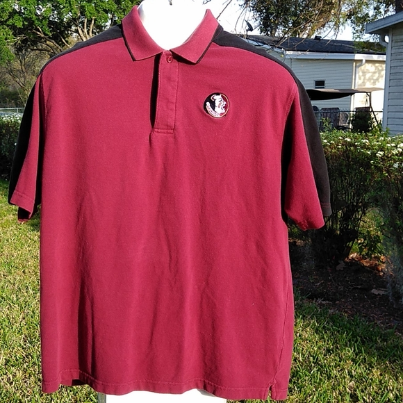Boca Classics Other - Florida State Seminole Fandom Polo